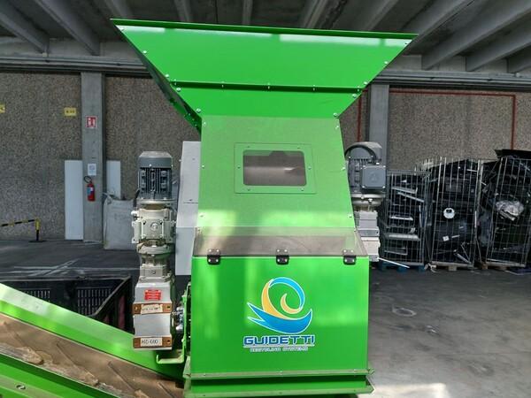 1#6231 Impianto per trattamento rifiuti RAEE Guidetti in vendita - foto 22