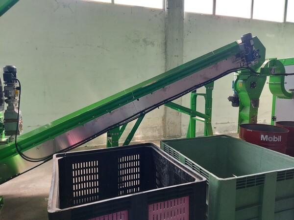1#6231 Impianto per trattamento rifiuti RAEE Guidetti in vendita - foto 24