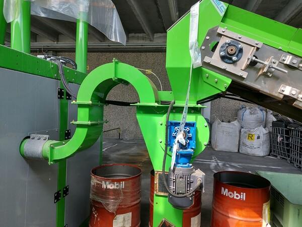 1#6231 Impianto per trattamento rifiuti RAEE Guidetti in vendita - foto 27