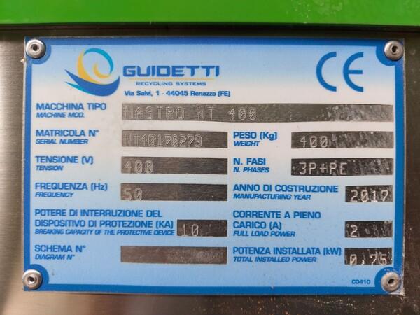 1#6231 Impianto per trattamento rifiuti RAEE Guidetti in vendita - foto 28
