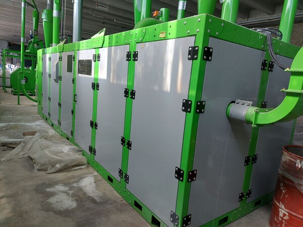 1#6231 Impianto per trattamento rifiuti RAEE Guidetti in vendita - foto 29
