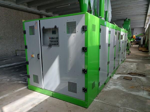 1#6231 Impianto per trattamento rifiuti RAEE Guidetti in vendita - foto 31