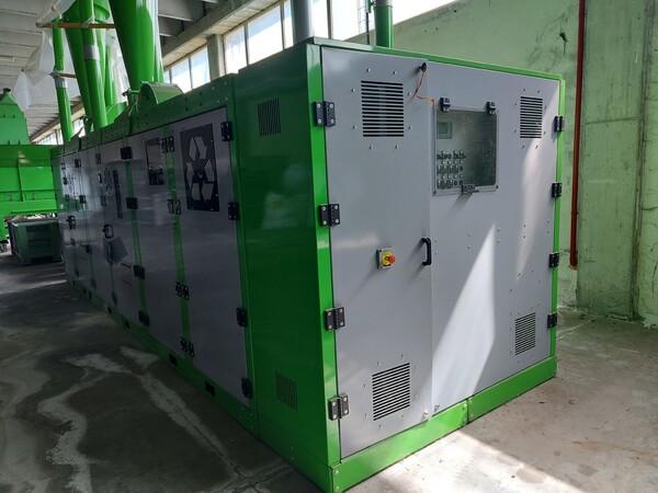 1#6231 Impianto per trattamento rifiuti RAEE Guidetti in vendita - foto 32