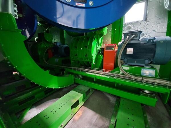 1#6231 Impianto per trattamento rifiuti RAEE Guidetti in vendita - foto 34