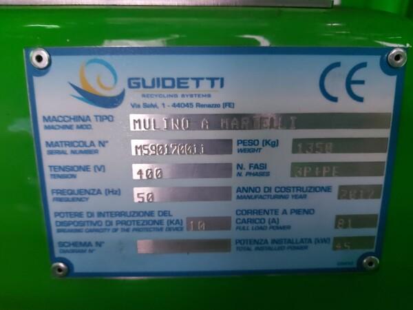 1#6231 Impianto per trattamento rifiuti RAEE Guidetti in vendita - foto 36