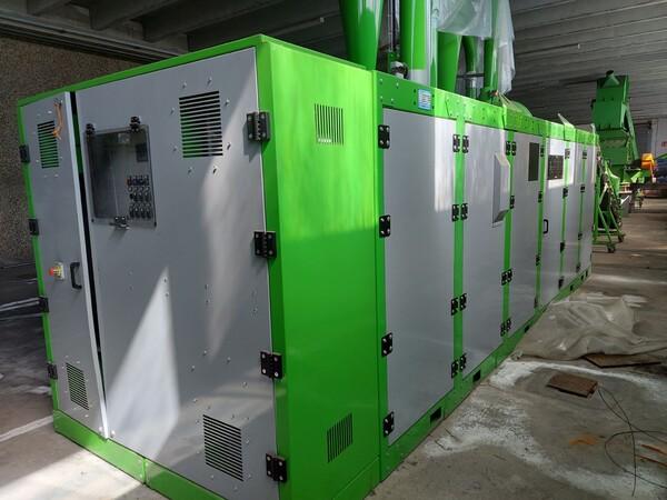 1#6231 Impianto per trattamento rifiuti RAEE Guidetti in vendita - foto 40