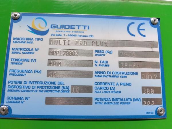 1#6231 Impianto per trattamento rifiuti RAEE Guidetti in vendita - foto 41