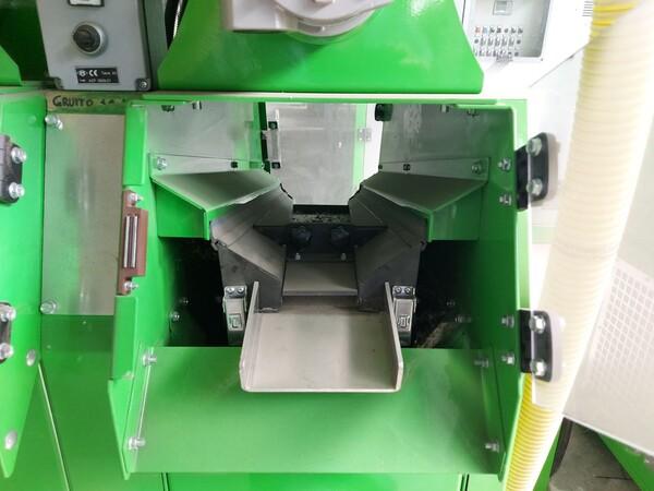 1#6231 Impianto per trattamento rifiuti RAEE Guidetti in vendita - foto 43