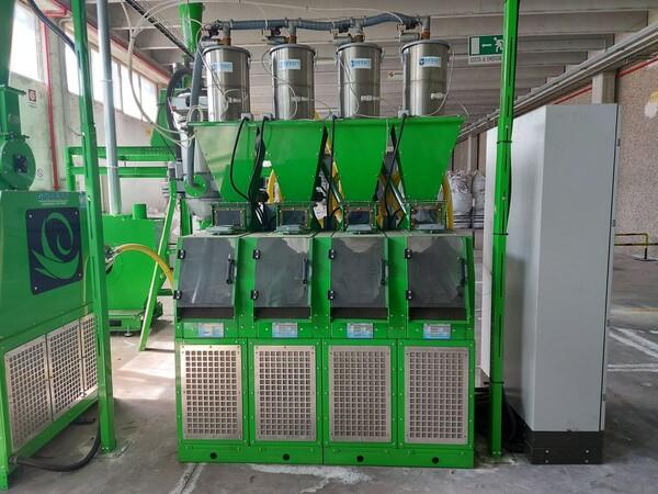 1#6231 Impianto per trattamento rifiuti RAEE Guidetti in vendita - foto 44
