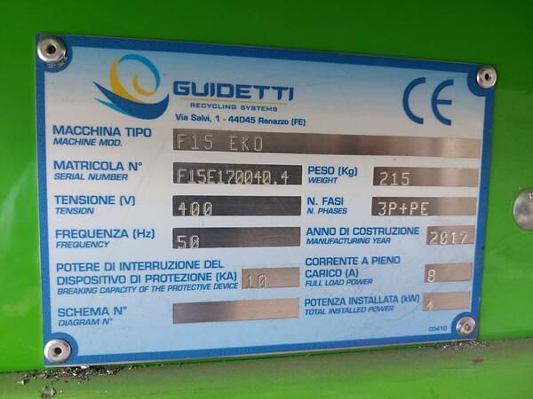 1#6231 Impianto per trattamento rifiuti RAEE Guidetti in vendita - foto 46