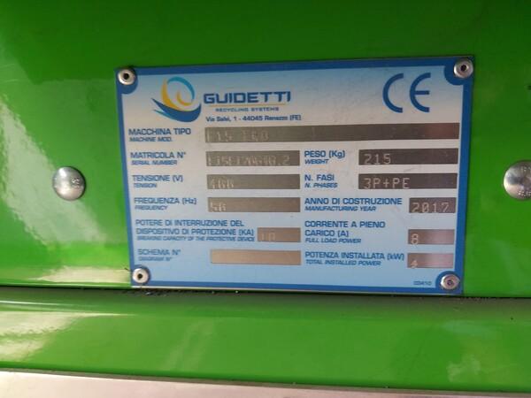1#6231 Impianto per trattamento rifiuti RAEE Guidetti in vendita - foto 48