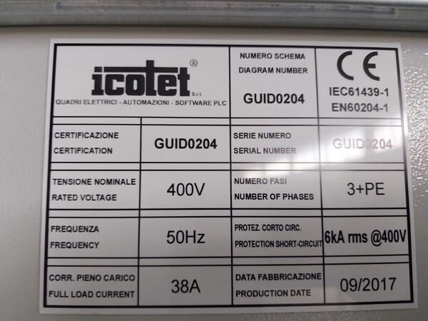 1#6231 Impianto per trattamento rifiuti RAEE Guidetti in vendita - foto 53