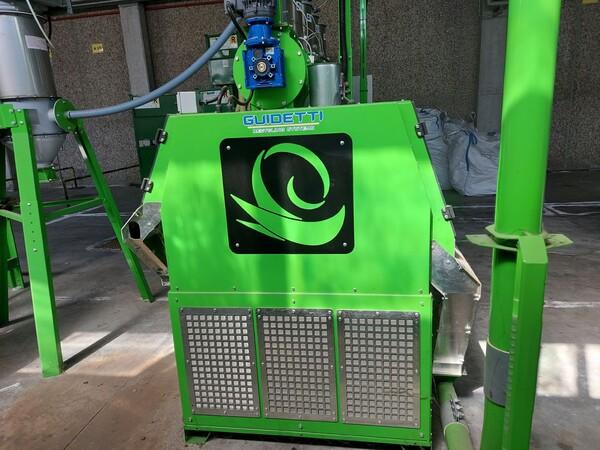 1#6231 Impianto per trattamento rifiuti RAEE Guidetti in vendita - foto 54