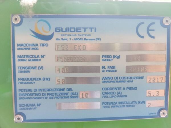 1#6231 Impianto per trattamento rifiuti RAEE Guidetti in vendita - foto 58