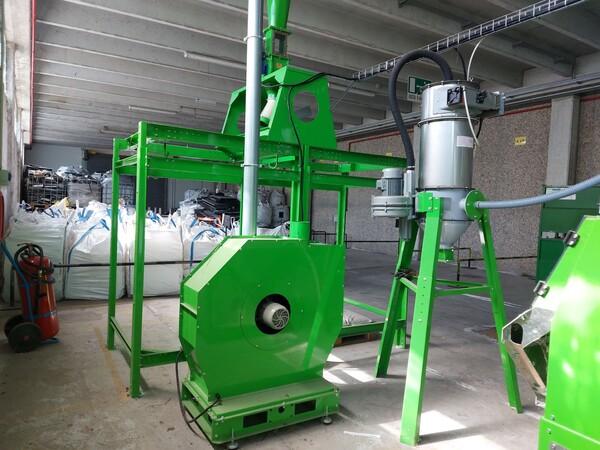 1#6231 Impianto per trattamento rifiuti RAEE Guidetti in vendita - foto 59