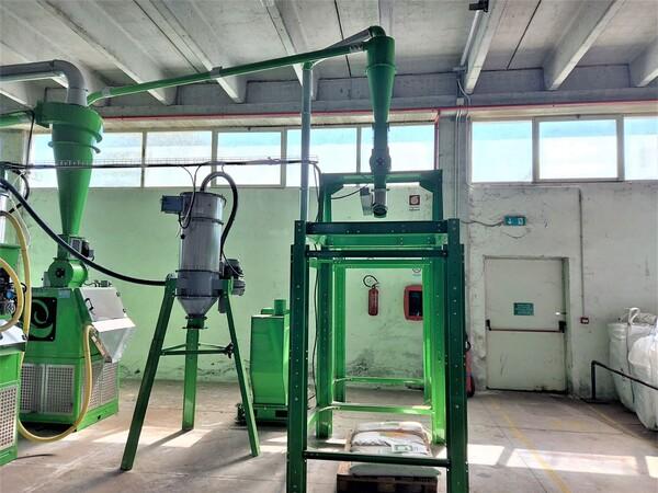 1#6231 Impianto per trattamento rifiuti RAEE Guidetti in vendita - foto 60