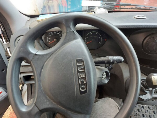 1#6236 Furgone Iveco 35C15 in vendita - foto 8