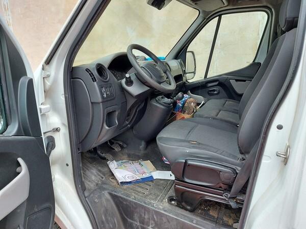 3#6236 Furgone Opel Movano in vendita - foto 2