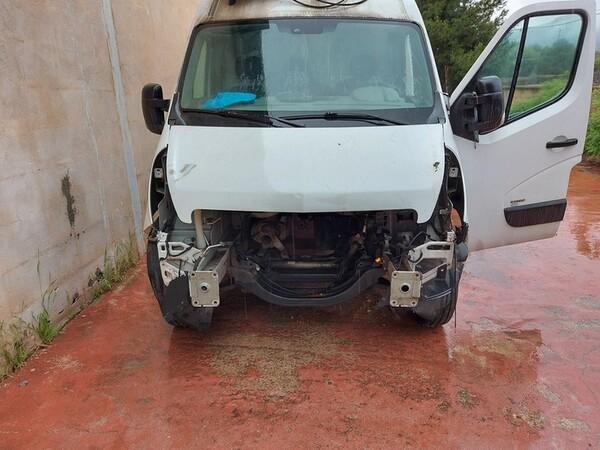 3#6236 Furgone Opel Movano in vendita - foto 3