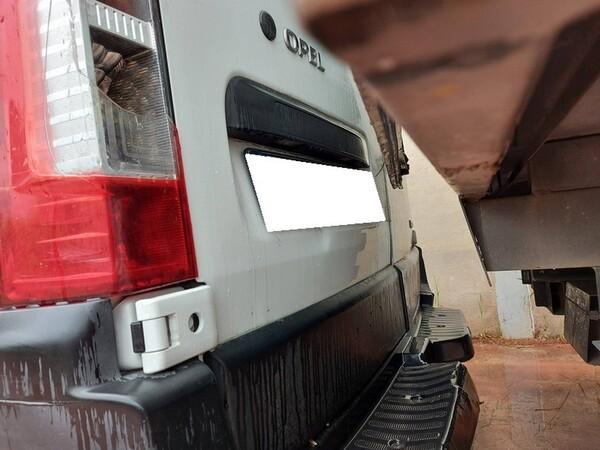3#6236 Furgone Opel Movano in vendita - foto 5