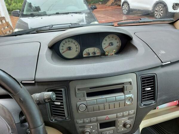 4#6236 Autovettura Fiat Lancia Musa in vendita - foto 5