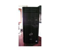 Fujitsu computer with 8 GB RAM - Lot 0 (Auction 6238)