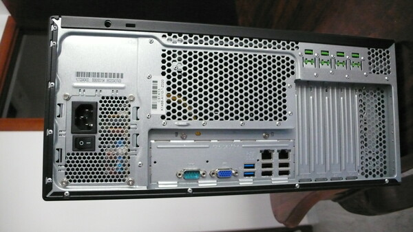 1#6238 Computer Fujitsu Primergy TX 1310 M1 in vendita - foto 3