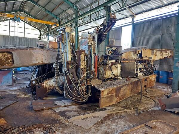 1#6240 Gruppo di scavo con minatore continuo Voest Alpine ABM25-EX in vendita - foto 1