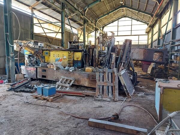 1#6240 Gruppo di scavo con minatore continuo Voest Alpine ABM25-EX in vendita - foto 2