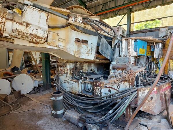 1#6240 Gruppo di scavo con minatore continuo Voest Alpine ABM25-EX in vendita - foto 6
