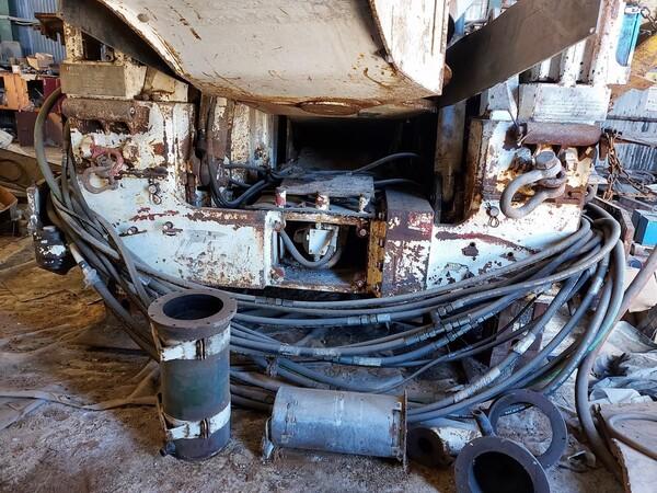 1#6240 Gruppo di scavo con minatore continuo Voest Alpine ABM25-EX in vendita - foto 8