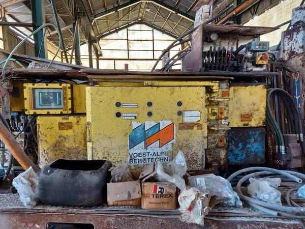 1#6240 Gruppo di scavo con minatore continuo Voest Alpine ABM25-EX in vendita - foto 9
