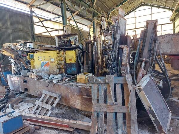 1#6240 Gruppo di scavo con minatore continuo Voest Alpine ABM25-EX in vendita - foto 13