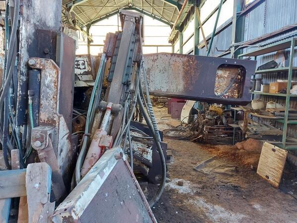 1#6240 Gruppo di scavo con minatore continuo Voest Alpine ABM25-EX in vendita - foto 14