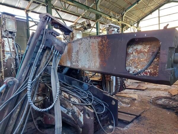 1#6240 Gruppo di scavo con minatore continuo Voest Alpine ABM25-EX in vendita - foto 15