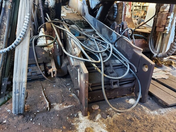 1#6240 Gruppo di scavo con minatore continuo Voest Alpine ABM25-EX in vendita - foto 16