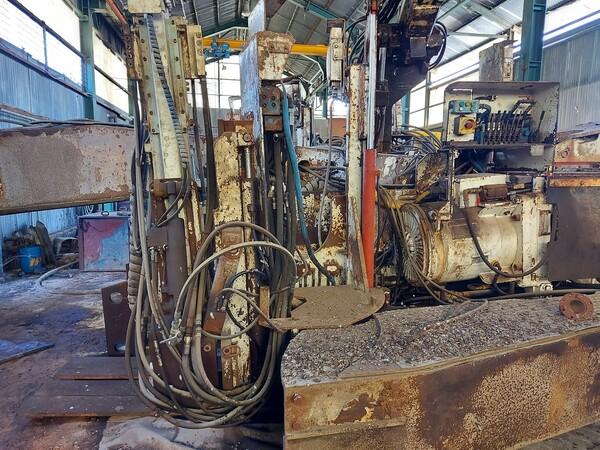 1#6240 Gruppo di scavo con minatore continuo Voest Alpine ABM25-EX in vendita - foto 17