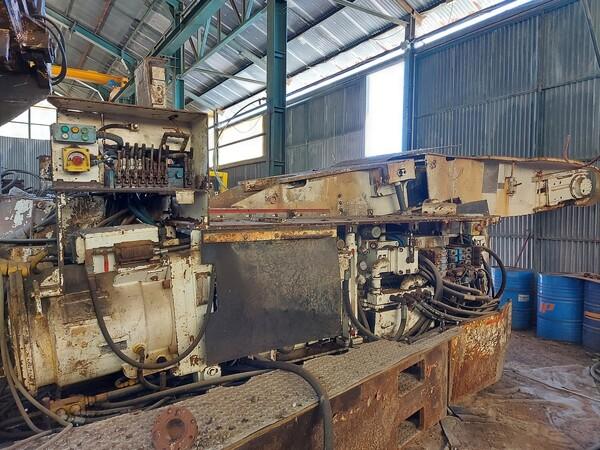 1#6240 Gruppo di scavo con minatore continuo Voest Alpine ABM25-EX in vendita - foto 18