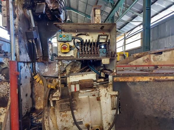 1#6240 Gruppo di scavo con minatore continuo Voest Alpine ABM25-EX in vendita - foto 19