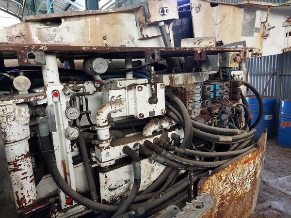 1#6240 Gruppo di scavo con minatore continuo Voest Alpine ABM25-EX in vendita - foto 22