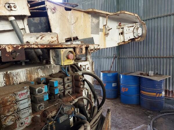 1#6240 Gruppo di scavo con minatore continuo Voest Alpine ABM25-EX in vendita - foto 24