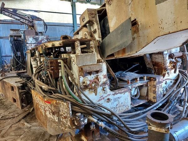 1#6240 Gruppo di scavo con minatore continuo Voest Alpine ABM25-EX in vendita - foto 25