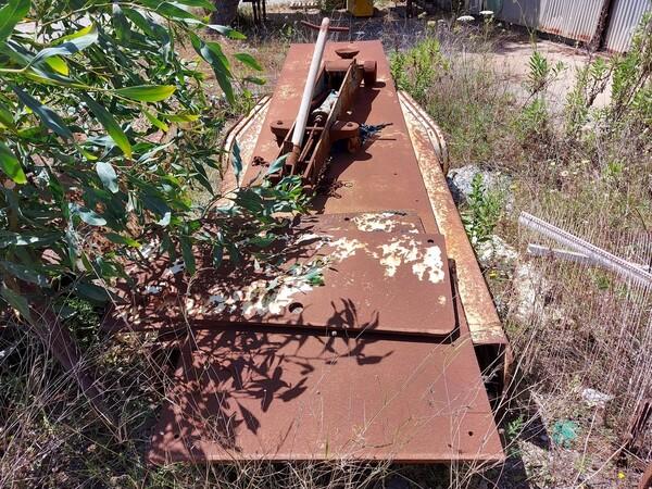 1#6240 Gruppo di scavo con minatore continuo Voest Alpine ABM25-EX in vendita - foto 28