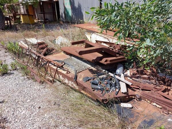 1#6240 Gruppo di scavo con minatore continuo Voest Alpine ABM25-EX in vendita - foto 29