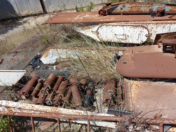 1#6240 Gruppo di scavo con minatore continuo Voest Alpine ABM25-EX in vendita - foto 30