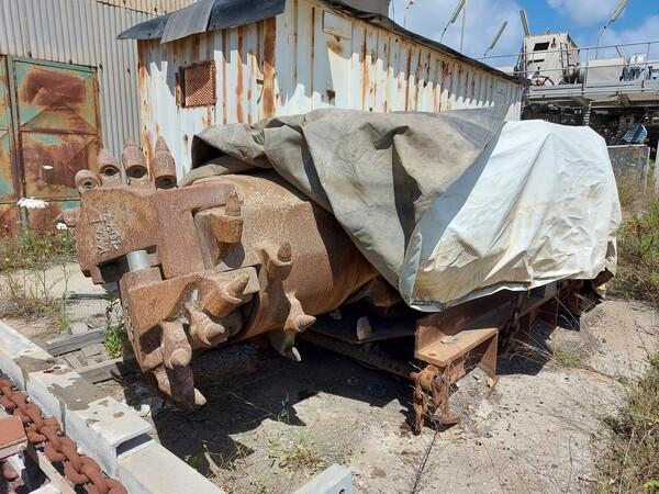 1#6240 Gruppo di scavo con minatore continuo Voest Alpine ABM25-EX in vendita - foto 35