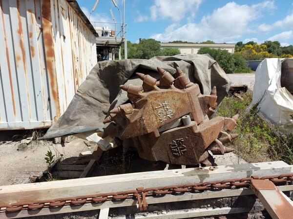 1#6240 Gruppo di scavo con minatore continuo Voest Alpine ABM25-EX in vendita - foto 36
