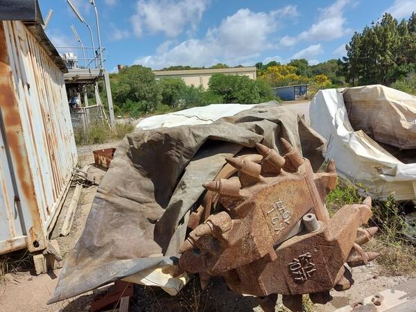 1#6240 Gruppo di scavo con minatore continuo Voest Alpine ABM25-EX in vendita - foto 37