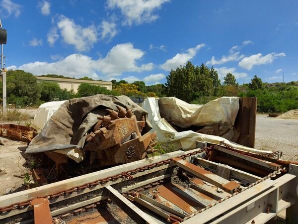 1#6240 Gruppo di scavo con minatore continuo Voest Alpine ABM25-EX in vendita - foto 39