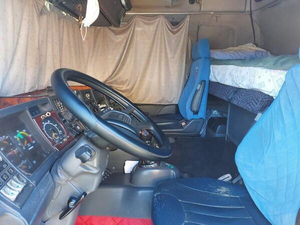 1#6241 Trattore stradale Scania e rimorchio Carmosino Anhanger in vendita - foto 4